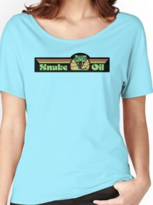 Venom - Snake Oil Women's Relaxed Fit T-Shirt