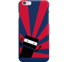 Ninja Robot iPhone Case/Skin