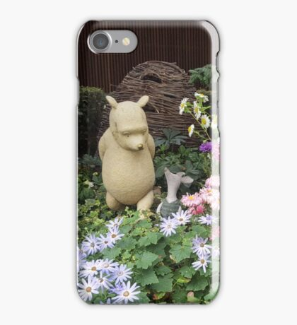 Winnie the Pooh and Piglet iPhone Case/Skin