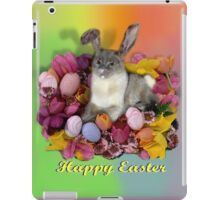 Easter Kitty  iPad Case/Skin