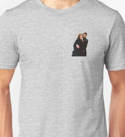Mulder and Scully // X-Files Unisex T-Shirt