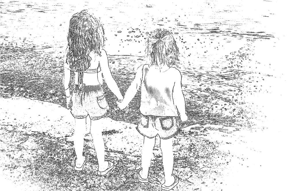 Friends Forever by Alexandra Schlegel