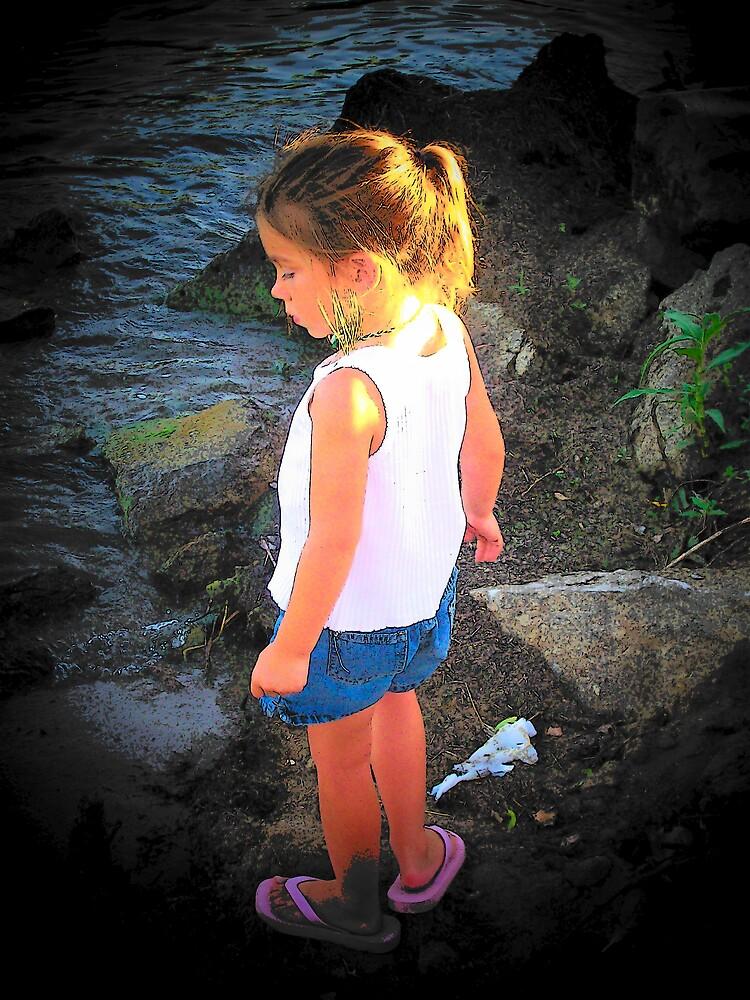 Little Girl by Alexandra Schlegel