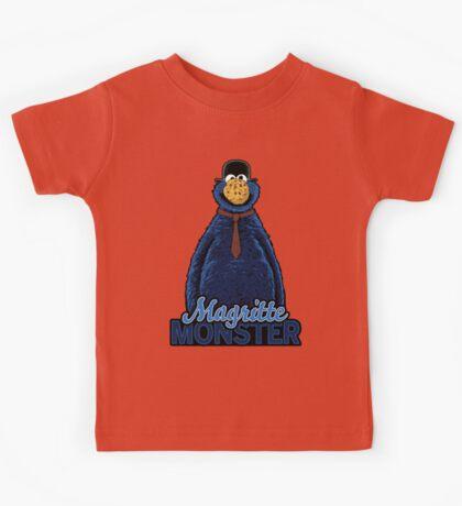 Magritte Monster Kids Tee