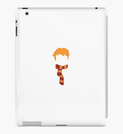 Ron Weasley Minimalist iPad Case/Skin