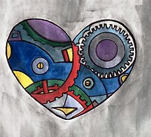 Robot Heart by Stacey Roman