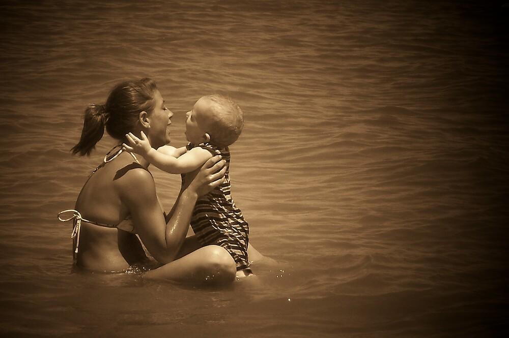 Baby love by Alexandra Schlegel