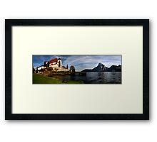 Benedictine Nunnery Austria Framed Print