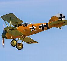TVAL Albatros D.Va reproduction D.7343/17 by Colin Smedley