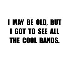Old See Cool Bands by TheBestStore