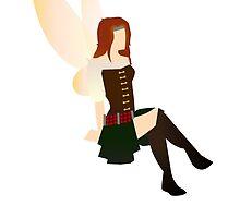 Pirate Fairy by xanimekingdomx