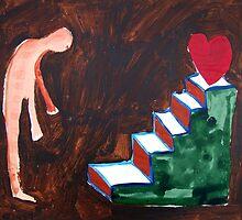 What Is Love 21 by John Douglas