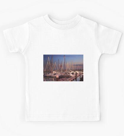 Yacht Marina Kids Tee