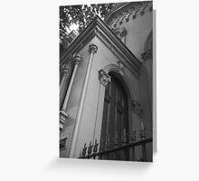 Sydney Church Greeting Card