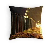 Out-standing Throw Pillow
