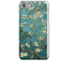 Blossoming Almond Tree, famous post  impressionism fine art oil painting by Vincent van Gogh.  iPhone Case/Skin