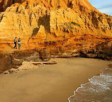 Red Bluff by Darren Stones