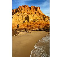 Red Bluff Photographic Print