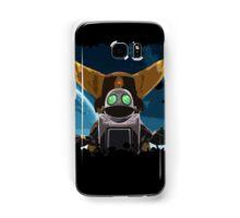 Ratchet & Clank - A new adventure Samsung Galaxy Case/Skin