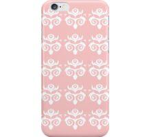 Baroque Print #2 iPhone Case/Skin