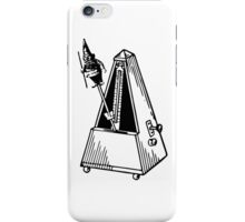 Metrognome Musical Metronome iPhone Case/Skin
