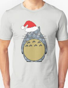 Totoro Christmas Unisex T-Shirt