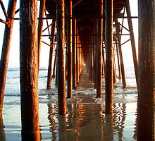 The Pier by Scott  Remmers