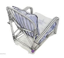 Cane Chair by Mariana Musa