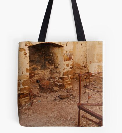 Bedroom, North Peake,Outback South Australia Tote Bag