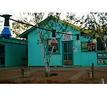 Mt Dare Hotel,Outback S.A. Photographic Print