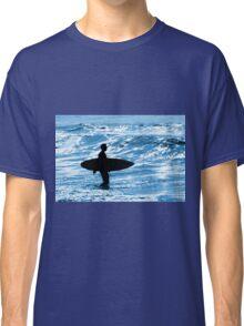Surfer Silhouette Classic T-Shirt