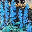 die blauen Ritter by HannaAschenbach
