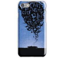 Hunter S Thompson Inspired print iPhone Case/Skin