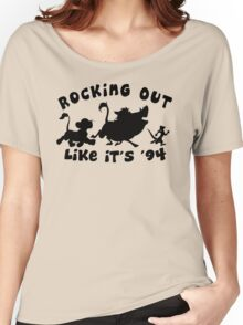 Rocking Out Like it's '94 Women's Relaxed Fit T-Shirt