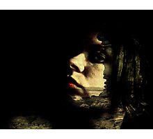 rockface Photographic Print