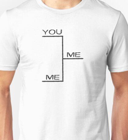 A Winner Is Me Fantasy Sports Bracket Unisex T-Shirt