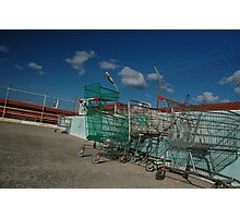 trolley mash Photographic Print