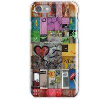 Crete-Heraklion Draft iPhone Case/Skin