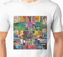 Crete-Heraklion Draft Unisex T-Shirt