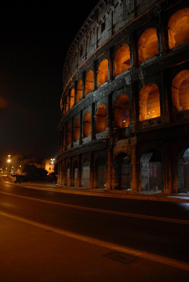 Coliseum by Benedicte Longechal