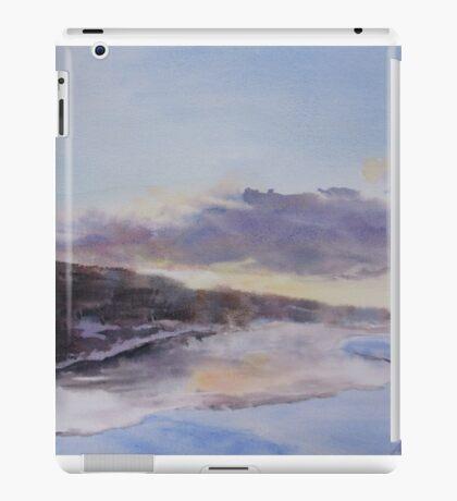 Icy River Dawn iPad Case/Skin