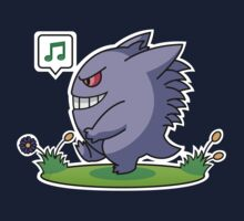 Shiny Gengar by VaultScout