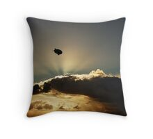 Free as ... Throw Pillow