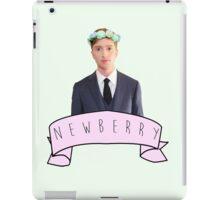Luke Newberry is Fabulous iPad Case/Skin