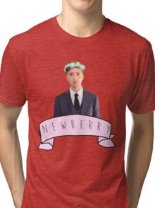 Luke Newberry is Fabulous Tri-blend T-Shirt