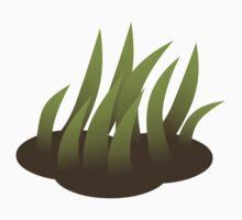 Glitch Firebog Land grass solid 5 1 One Piece - Long Sleeve