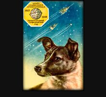 Laika the Sputnik 2 Russian Space Dog! Unisex T-Shirt
