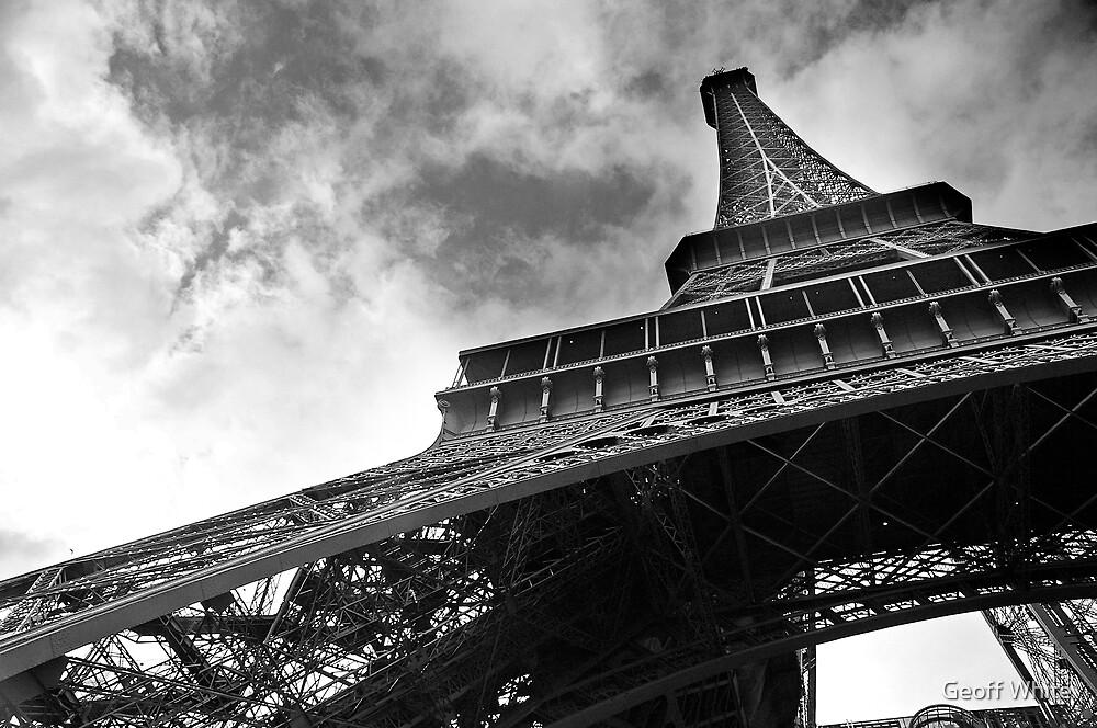 Tower by Geoff White