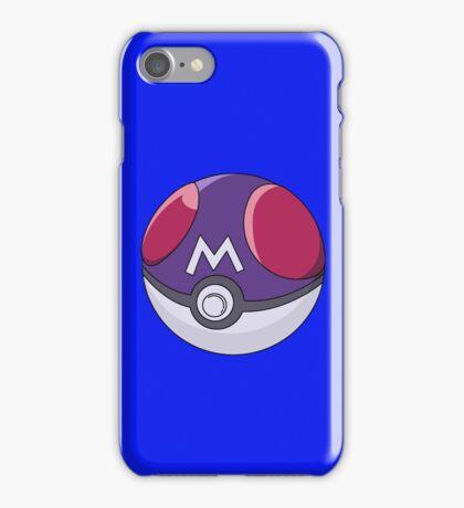 Poke Master Ball iPhone Case/Skin