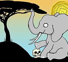 Elephant by n140